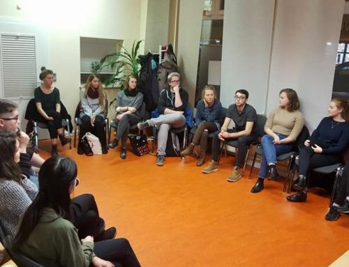 Idealer Start in's Mentoring