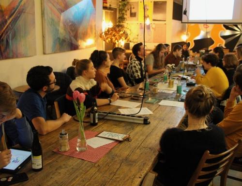 Info-Veranstaltung in Jena